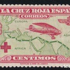 Francobolli: ESPAÑA.- SELLO Nº 342 CRUZ ROJA NUEVO SIN CHARNELA.. Lote 218603628