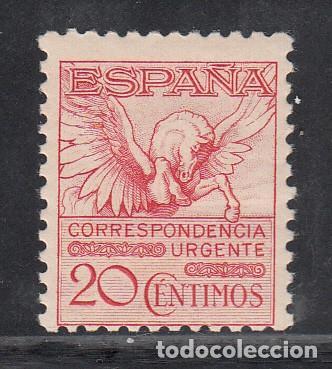 ESPAÑA.1931 EDIFIL Nº 592 A /**/, PEGASO. SIN FIJASELLOS (Sellos - España - Alfonso XIII de 1.886 a 1.931 - Nuevos)