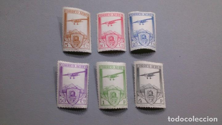ESPAÑA - 1930 - ALFONSO XIII - EDIFIL 483/488 -R - SERIE COMPLETA - MNH** - NUEVOS. (Sellos - España - Alfonso XIII de 1.886 a 1.931 - Nuevos)