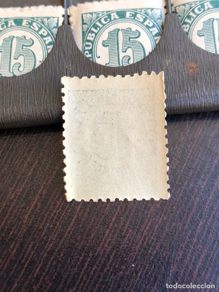 Sellos: Rara carterita metálica porta-sellos, fechado en 1909 - Foto 6 - 220249496