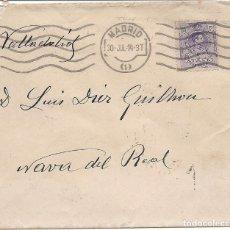 Sellos: ESPAÑA.CARTA CIRCULADA.AÑO 1914.. Lote 222142856