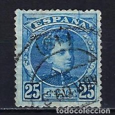 Sellos: 1901-1905 ESPAÑA ALFONSO XIII - TIPO CADETE - EDIFIL 248 USADO. Lote 222392417