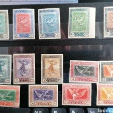 Selos: ESPAÑA SERIE GOYA EDIFIL 517/30 SIN DENTAR NUEVO *** HAY DOS SELLOS CON MANCHAS DEL TIEMPO. Lote 222409705