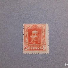 Sellos: ESPAÑA - 1922-1930 - ALFONSO XIII - EDIFIL 320 - MH* - NUEVO.. Lote 222584761