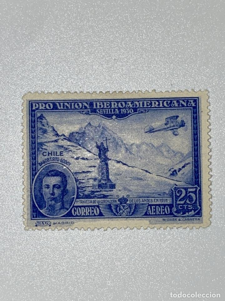 Sellos: LOTE SELLOS. PRO UNION IBEROAMERICANA. CORREO AEREO. 1930. 8 DE 9 SELLOS. EDIFIL 583-591. VER FOTOS - Foto 6 - 224040377
