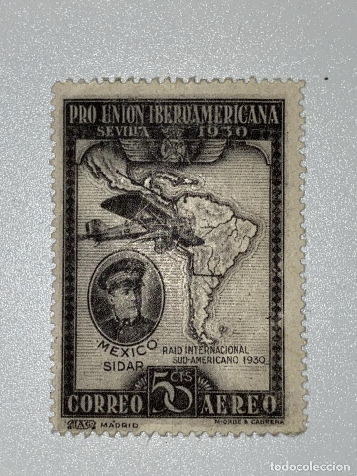 Sellos: LOTE SELLOS. PRO UNION IBEROAMERICANA. CORREO AEREO. 1930. 8 DE 9 SELLOS. EDIFIL 583-591. VER FOTOS - Foto 10 - 224040377