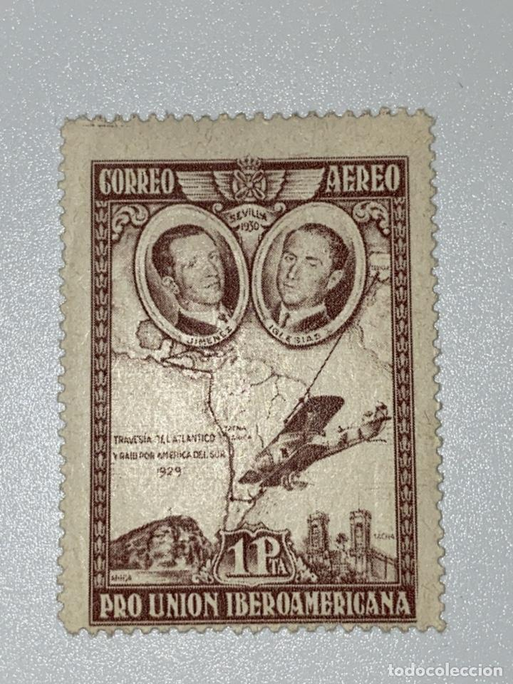 Sellos: LOTE SELLOS. PRO UNION IBEROAMERICANA. CORREO AEREO. 1930. 8 DE 9 SELLOS. EDIFIL 583-591. VER FOTOS - Foto 16 - 224040377