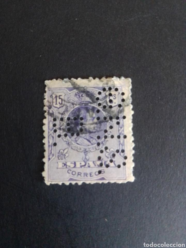 Sellos: EDIFIL 270. PERFORADO G.N.S.B. - Foto 2 - 225992081