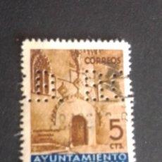 Sellos: SELLO PERFORADO B.C.B. BANCO COMERCIAL DE BARCELONA. PERF. 12/8/12.. Lote 230839820