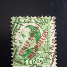 Sellos: ESPAÑA 10 CTS, ALFONSO XIII 1930... Lote 233589240
