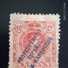 Sellos: REPUBLICA ESPAÑOLA 10 CTS, ALFONSO XIII 1915... Lote 233593645