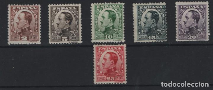 R78/ ESPAÑA 1930/31, ALFONSO XIII, EDIFIL 490/95 **/*, CATALOGO 47,00 € (Sellos - España - Alfonso XIII de 1.886 a 1.931 - Nuevos)