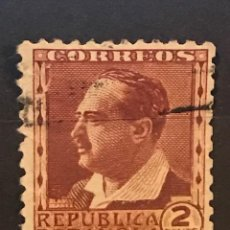 Sellos: EDIFIL 662 º SELLOS ESPAÑA AÑO 1931 1932 PERSONAJES. Lote 236444285