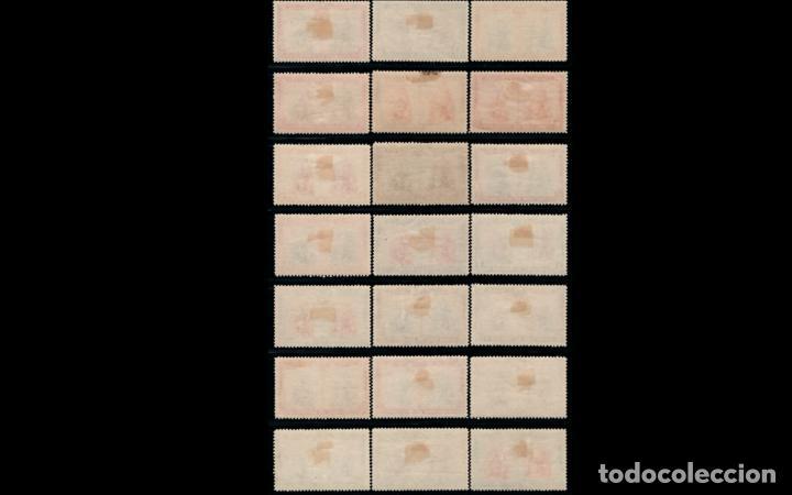 Sellos: ESPAÑA - 1928 - EDIFIL 402/433 - SERIE COMPLETA - MH* - NUEVOS - CENTRADOS - VALOR CATALOGO 125€ - Foto 3 - 237022280