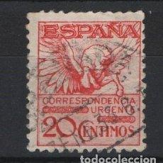 Sellos: TV_001 .G14/ ESPAÑA 1929, EDIFIL 454 USADO, PEGASO. Lote 237063255