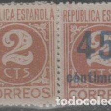 Sellos: LOTE (20) SELLOS ESPAÑA GUERRA CIVIL NUEVOS SIN CHARNELA. Lote 238675685