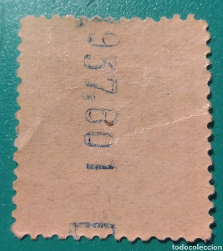 Sellos: España. 1909-22. Edifil 273**. Alfonso XIII. - Foto 2 - 239513800