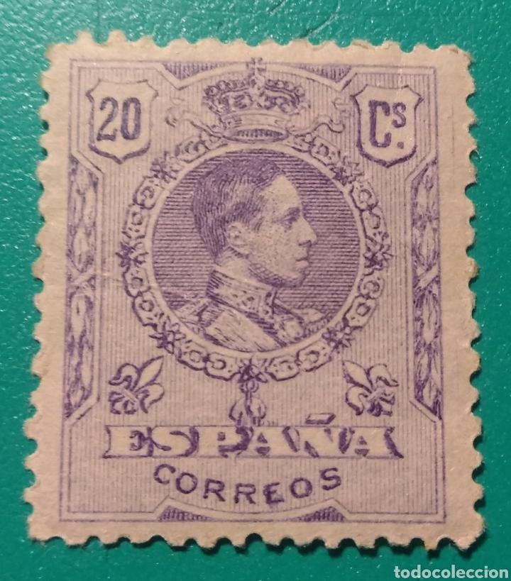 ESPAÑA. 1909-22. EDIFIL 273**. ALFONSO XIII. (Sellos - España - Alfonso XIII de 1.886 a 1.931 - Nuevos)