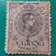 Sellos: ESPAÑA. 1909-22. EDIFIL 272**. ALFONSO XIII.. Lote 239695670