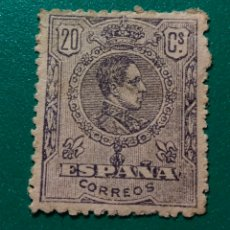 Sellos: ESPAÑA. 1909-22. EDIFIL 272**. ALFONSO XIII.. Lote 239702955