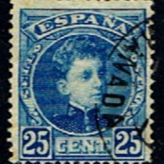Selos: ESPAÑA // EDIFIL 248 // 1901-05 ... USADO. Lote 239848115