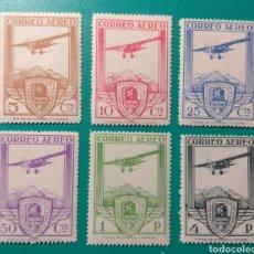 Sellos: ESPAÑA. 1930. EDIFIL 483/488**. NUEVOS.. Lote 239917095