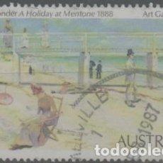 Sellos: LOTE (24) SELLO AUSTRALIA VALOR ALTO. Lote 240414770