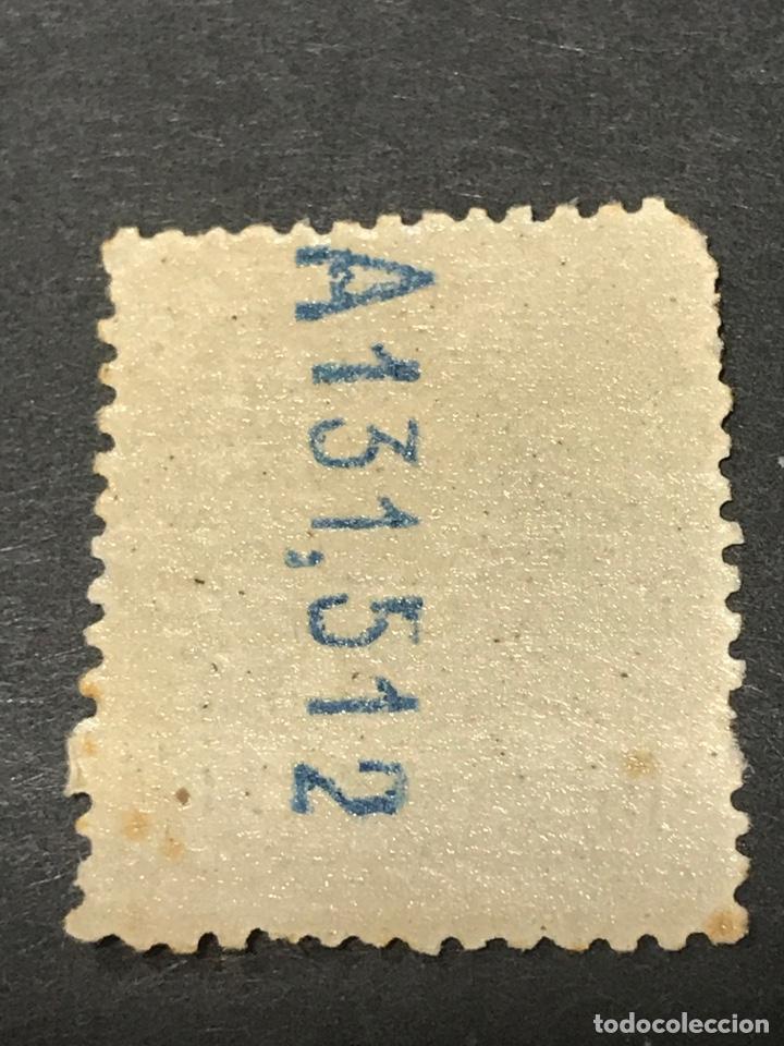 Sellos: Edifil 315 15 Cts azul grisáceo nuevo sin fijasellos, el de las fotos - Foto 2 - 241383325