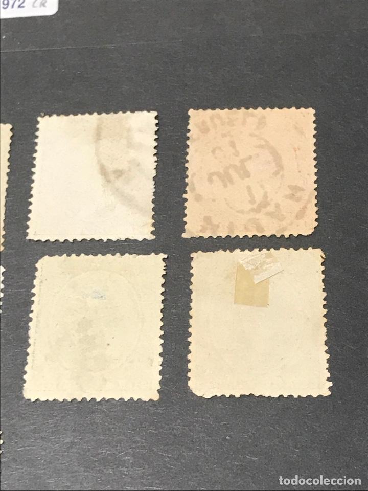 Sellos: Alfonso XIII Pelón 13 de los 16 sellos, usados, los de las fotos - Foto 7 - 241421670