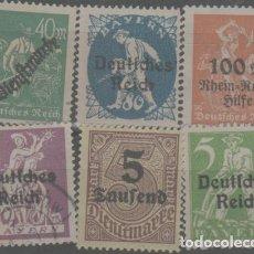 Francobolli: LOTE R-SELLOS ALEMANIA BIZONA. Lote 243225205