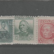 Sellos: LOTE G-SELLOS ESPAÑA NUEVOS SIN CHARNELA AÑO 1933-35. Lote 243853725