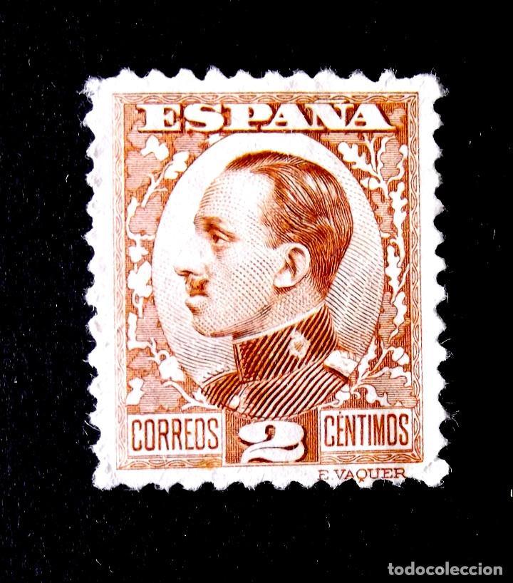 490, SELLO USADO, SIN MATASELLAR. ALFONSO XIII. (Sellos - España - Alfonso XIII de 1.886 a 1.931 - Usados)