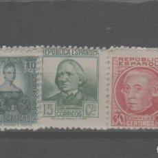 Sellos: LOTE G-SELLOS ESPAÑA NUEVOS SIN CHARNELA AÑO 1933-35. Lote 246480380