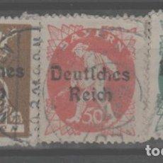 Sellos: LOTE R-SELLOS ALEMANIA ANTIGUOS BIZONA. Lote 251511930