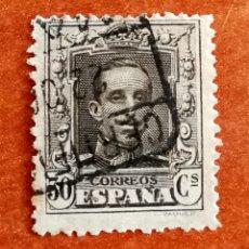 Sellos: ESPAÑA N°318 USADO (FOTOGRAFÍA REAL). Lote 253133055