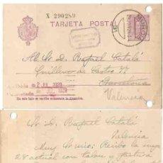 Sellos: ALFONSO XIII 15 CS. MURCIA. 1929.. Lote 253428705
