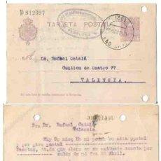 Sellos: ALFONSO XIII 15 CS. PAMPLONA. 1927.. Lote 253428820
