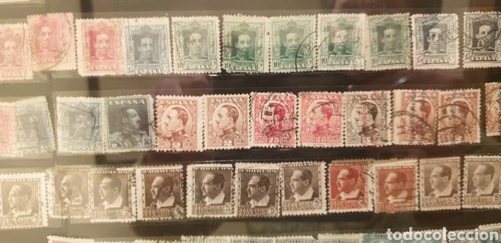 Sellos: 354 sellos nacionales enmarcados de serie y repetidos - Foto 3 - 259726775