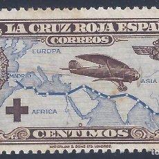 Selos: EDIFIL 344 PRO CRUZ ROJA ESPAÑOLA 1926. MNH **. Lote 260385820