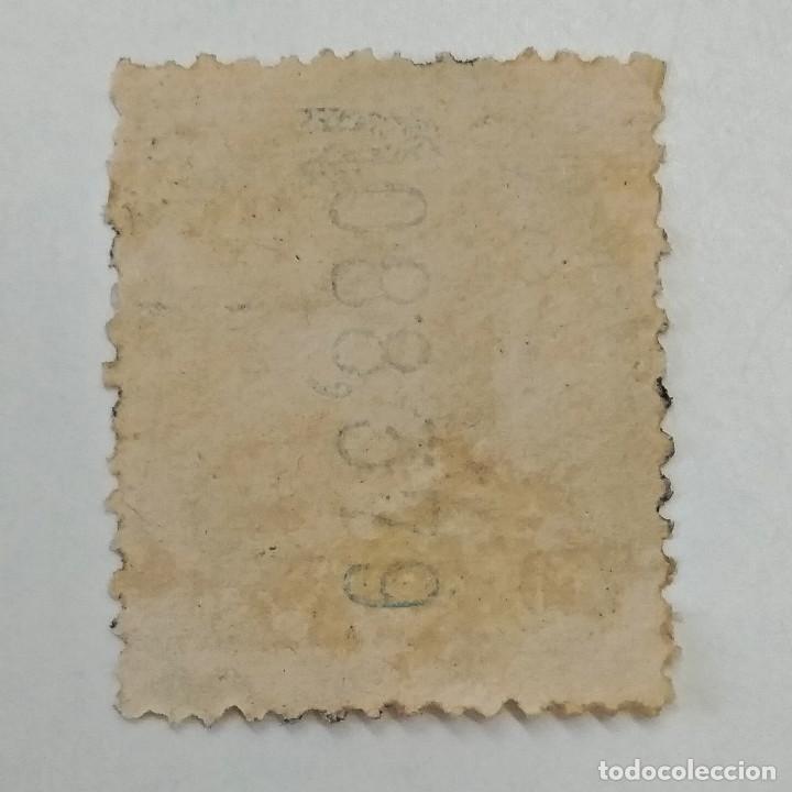 Sellos: España. Sello usado de 30 cs, de 1922 (BL9). Alfonso XIII. Envío gratis por pedidos de 3€ o más. - Foto 2 - 260555550