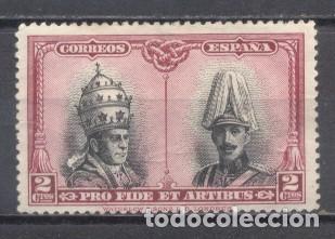 ESPAÑA, 1928, PRO CATACUMBAS DE SAN DAMASCO, EDIFIL 440,NUEVO SIN GOMA, SERIE PARA TOLEDO (Sellos - España - Alfonso XIII de 1.886 a 1.931 - Nuevos)