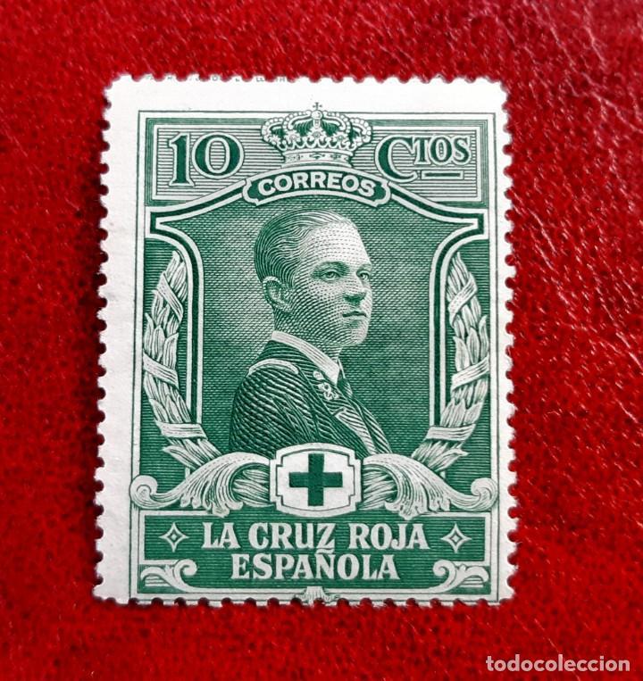 ESPAÑA 1926. EDIFIL 338**. NUEVO SIN CHARNELA (Sellos - España - Alfonso XIII de 1.886 a 1.931 - Nuevos)