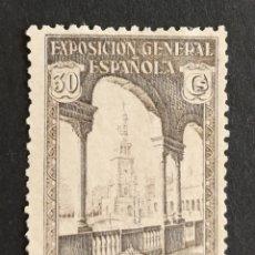 Sellos: ESPAÑA N°441 MNH (*) SIN GOMA (FOTOGRAFÍA REAL). Lote 261963065