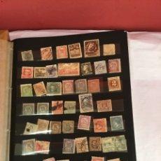 Sellos: ÁLBUM SELLOS ESPAÑA 1854-1959 . VER FOTOS. Lote 261963330