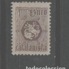 Sellos: LOTE G-SELLO VIÑETA UNION CATALANA CATALUÑA BARCELONA AÑO 1900 UNIO CATALANISTA. Lote 262362865