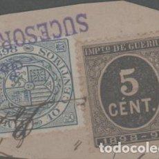 Sellos: LOTE G-SELLOS ESPAÑA AÑO 1898. Lote 262365615