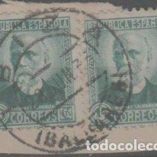 Sellos: LOTE G-SELLOS ESPAÑA MATA SELLOS IBIZA BALEARES. Lote 262365835