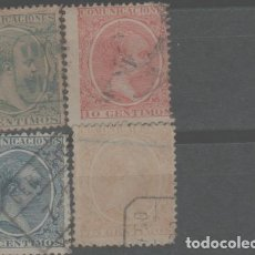 Sellos: LOTE G-SELLOS ESPAÑA ALFONSO XIII. Lote 262366325