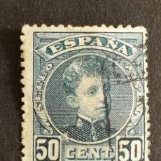 Selos: ESPAÑA N°252 USADO (FOTOGRAFÍA REAL). Lote 262408325