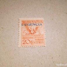 Sellos: 489 * 1930 PEGASO 1929 SOBRECARGADO, BASSTANTE CENTRADO BUEN ESTADO. Lote 263158210